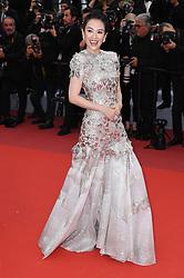 Zhang Ziyi attending the La Belle Epoque Premiere, during the 72nd Cannes Film Festival. Photo credit should read: Doug Peters/EMPICS