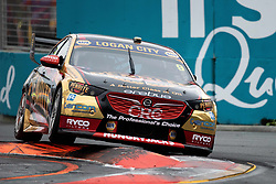 October 21, 2018 - Gold Coast, QLD, U.S. - GOLD COAST, QLD - OCTOBER 21: David Reynolds / Luke Youlden in the Erebus Penrite Racing Holden Commodore (9) during the race at The 2018 Vodafone Supercar Gold Coast 600 in Queensland, Australia. (Photo by Speed Media/Icon Sportswire) (Credit Image: © Speed Media/Icon SMI via ZUMA Press)