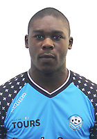 Mickael Nanizayamo during the during photoshooting of Tours FC for new season 2017/2018 on October 5, 2017 in Tours, France<br /> Photo : Tours FC / Icon Sport