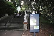 Australia, New South Wales, Sydney. Palace Gardens Botanic Gardens