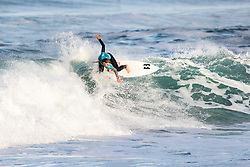 Macy Callaghan (AUS) advances to the Semifinals of the 2018 Roxy Pro France after Quarterfinal Heat 3 in Hossegor, France.
