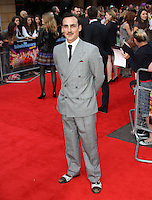 Henry Lloyd Hughes The Inbetweeners Movie world premiere, Vue Cinema, Leicester Square, London, UK, 16 August 2011:  Contact: Rich@Piqtured.com +44(0)7941 079620 (Picture by Richard Goldschmidt)