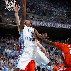 2011-01-18 Clemson at North Carolina basketball