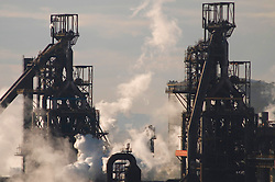 Corus steel plant, Port Talbot, South Wales