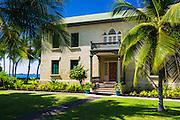 Hulihee Palace, Kailua-Kona, Hawaii, USA