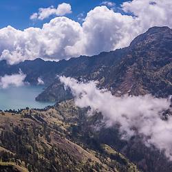Indonesia - Lombok - Rinjani Volcano