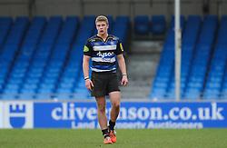 Bath's Dan Marek.  - Mandatory byline: Alex Davidson/JMP - 07966386802 - 30/01/2016 - RUGBY - Sandy Park -Exeter,England - Exeter Chiefs u18's v Bath Rugby u18's - U18 League