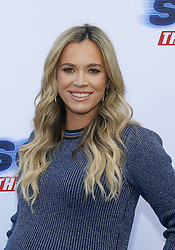 Teddi Mellencamp at the Los Angeles premiere of 'Sonic the Hedgehog' held at Paramount Theatre in Los Angeles, USA on January 25, 2020.