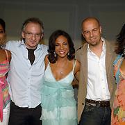 NLD/Den Haag/20060419 - Presentatie cast musical The Wiz, Tashka Cijntje, Jeroen van Inkel, Nurlaila Karim, Tjeerd Oosterhuis, Angelique Koorndijk