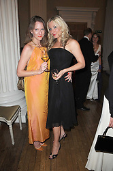 Left to right, TAVY MOGRIDGE and SALLY-ANN SHRIMTON at the 13th annual Russian Summer Ball held at the Banqueting House, Whitehall, London on 14th June 2008.<br /><br />NON EXCLUSIVE - WORLD RIGHTS