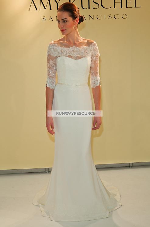 Amy Kuschel New York Bridal Spring 2012