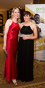 Vivienne Mc Donagh, Newcastle and Mary McDonagh Newcastle at the Gorta Self Help Africa Annual Ball in Hotel Meyrick Galway City. Photo: Andrew Downes, XPOSURE.