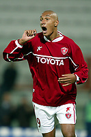 Perugia 15/10/2003 Uefa Cup 1st round return match <br />