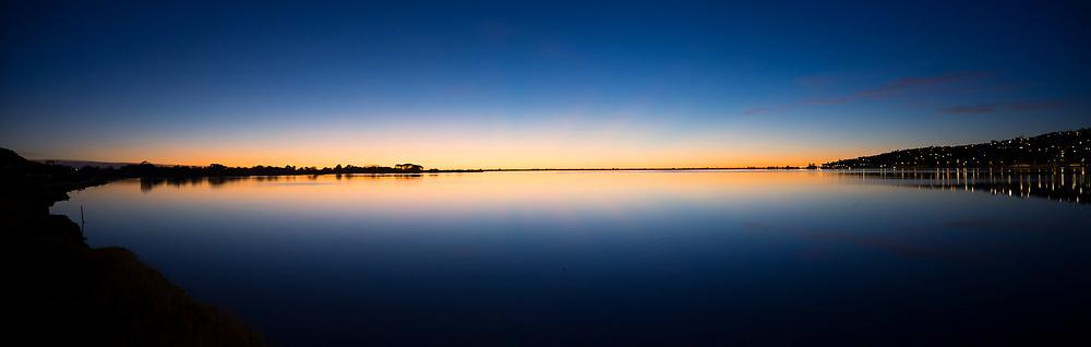 Christchurch Estuary panorama