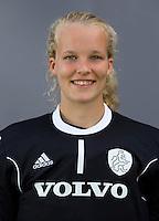UTRECHT - Anne Veenendaal. Jong Oranje meisjes -21 voor EK 2014 in Belgie (Waterloo). COPYRIGHT KOEN SUYK