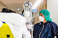 corona patienten vervoer