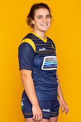 El Febrey of Worcester Warriors Women - Mandatory by-line: Robbie Stephenson/JMP - 27/10/2020 - RUGBY - Sixways Stadium - Worcester, England - Worcester Warriors Women Headshots