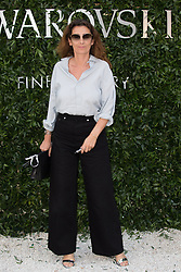 Mademoiselle Agnes attends Atelier Swarovski - Cocktail Of The New Penelope Cruz Fine Jewelry Collection during Paris Haute Couture Fall Winter 2018/2019 in Paris, France on July 02, 2018. Photo by Nasser Berzane/ABACAPRESS.COM