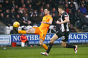Ryan Hardie of Livingston controls the ball during the Ladbrokes Scottish Premiership match between St Mirren and Livingston at the Simple Digital Arena, Paisley, Scotland on 2nd March 2019.