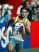 Friidrett, 23. august 2003, VM Paris,( World Championschip in Athletics),  Daniel Batman, Australia 400 meter