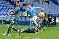 Sergej Milinkovic Savic Lazio, <br /> Roma 22-11-2015 Stadio Olimpico, Football Calcio 2015/2016 Serie A Lazio - Palermo. Foto Antonietta Baldassarre / Insidefoto