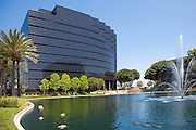 Lake Front Commercial Office Building on 3 Hutton Center Drive in Santa Ana California