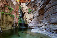 Grand Canyon, National Park, Elves Chasm, waterfall,
