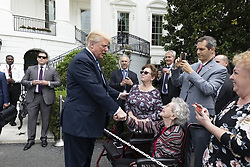 May 4, 2018 - Washington, The District of Columbia, United States Of America - WASHINGTON, DC - WEEK OF APRIL 30: President Donald Trump  ..People:  President Donald Trump. (Credit Image: © SMG via ZUMA Wire)