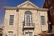 Harrisburg, Pennsylvania, Historic Dauphin CountyPublic Library, Front and Chestnut Streets
