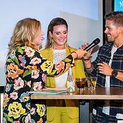 NLD/Berkel en Rodernrijs/20190311 - Boekpresentatie Dunya, een Hemels Hondenleven van Monique Westenberg met partner Andre Hazes en Loretta Schrijver