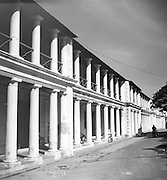 Barracks in Fort St. George, Chennai. ?<br /> Please check