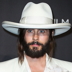 LOS ANGELES, CA, USA - NOVEMBER 03: 2018 LACMA Art + Film Gala held at the Los Angeles County Museum of Art on November 3, 2018 in Los Angeles, California, United States. 03 Nov 2018 Pictured: Jared Leto. Photo credit: Xavier Collin/Image Press Agency/MEGA TheMegaAgency.com +1 888 505 6342