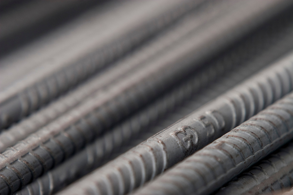 Divinopolis_MG, Brasil...Setor de laminacao de uma siderurgica. Na foto detalhe de aco...A steel sector rolling. In this photo a steel detail...Foto: LEO DRUMOND / NITRO