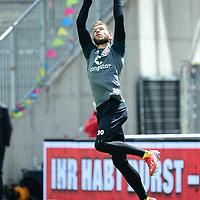 nph00001  Torwart Robin Himmelmann (St. Pauli)<br /> Hamburg, 17.05.2020, Fussball 2. Bundesliga, FC St. Pauli - 1. FC Nuernberg <br /> <br /> Foto: Tim Groothuis/Witters/Pool//via Kokenge/nordphoto