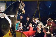 Wijchen ,24-10-2004Circus Bavaria met een pony in de piste.FOTO: FLIP FRANSSEN/ HH