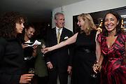 NOEL WATSON; AMY SACCO; JEREMY CORBIN; SUZANNE PIRRET, London Restaurant Festival: The Vanity Fair Opening Party <br /> Quaglino's, 16 Bury Street, London SW1. 7 October 2009
