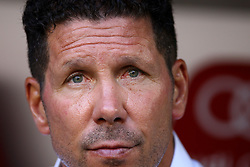 August 1, 2017 - Munich, Germany - Atletico de Madrid coach Diego Pablo Simeone during the first Audi Cup football match between Atletico Madrid and SSC Napoli in the stadium in Munich, southern Germany, on August 1, 2017. (Credit Image: © Matteo Ciambelli/NurPhoto via ZUMA Press)