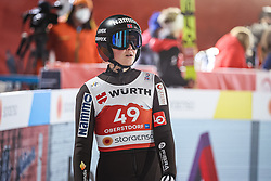 02.03.2021, Oberstdorf, GER, FIS Weltmeisterschaften Ski Nordisch, Oberstdorf 2021, Damen, Skisprung, HS137, Einzelbewerb, Qualifikation, im Bild Silje Opseth (NOR) // Silje Opseth (NOR) during the qualification jump for the women ski Jumping HS137 single competition of FIS Nordic Ski World Championships 2021 Oberstdorf, Germany on 2021/03/02. EXPA Pictures © 2021, PhotoCredit: EXPA/ Tadeusz Mieczynski