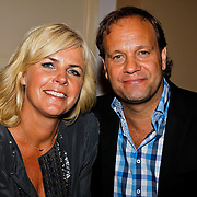 NLD/Hilversum/20100819 - RTL perspresentatie 2010, Irene Moors en Carlo Boszhard