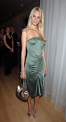 POPPY DELEVINGNE at an Evening at Sanderson in Aid of CLIC Sargent held at The Sanderson Hotel, 50 Berners Street, London W1 on 15th May 2007.<br />