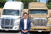 Francisco Franco, founder and president, Franco Trucking Inc..