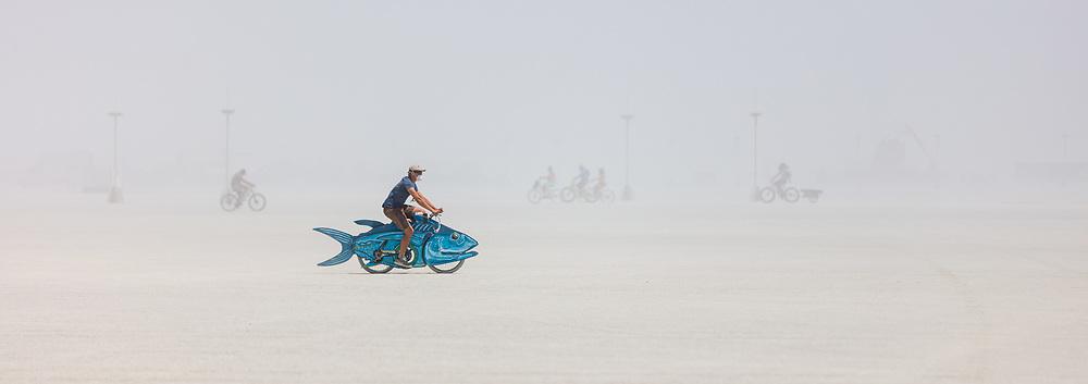 Fish Bike!