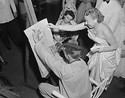 """Y-540605-02. """"Waverley Spring formal. June 5, 1954"""""""