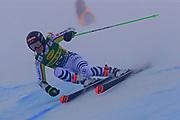SOELDEN, AUSTRIA. OCTOBER 17 2020:  1st Women's Giant Slalom as part of the Alpine Ski World Cup in Solden on October 17, 2020; Run 1, Lisa Marie Loipetssperger (GER) ( Pierre Teyssot/ESPA Images-Image of Sport)