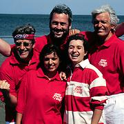 Sterrenslag 1996 op Texel, rode team