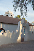 Iglesia San Pedro de Atacama, Church of San Pedro de Atacama, Atacama Desert. Chile, South America