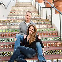 Engagement Photos in Santa Barbara