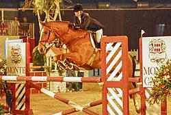 , Monaco - Int. Jumping Monte-Carlo 17.- 19.04.1997, Voila Cesar - Duvillier, Justine