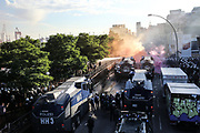 "G20-Gipfel: Demo, ""Welcome to Hell"", Hamburg, 06.07.2017<br /> <br /> © Torsten Helmke"