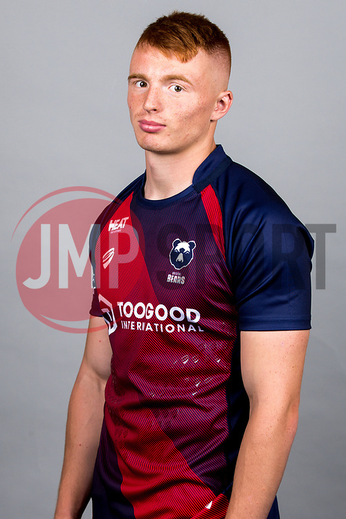 Blake Boyland of Bristol Bears - Mandatory by-line: Robbie Stephenson/JMP - 01/08/2019 - RUGBY - Clifton Rugby Club - Bristol, England - Bristol Bears Headshots 2019/20